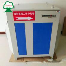 Equipamento de tratamento e purificação de gases residuais de laboratório