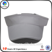 100% Cotton Low-Profile Twill Sun Visor Sports Cap