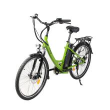 Nuevo producto al por mayor señora más popular como bicicleta eléctrica, bicicleta eléctrica china