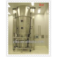 FL máquina de granulación fluidizada usada en color