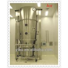 FL máquina de granulação fluidizada usada na cor