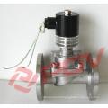 Válvula solenóide de alta temperatura cf8 220v ac