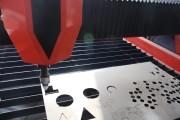 Rack and gear transmission carton plasma cutter