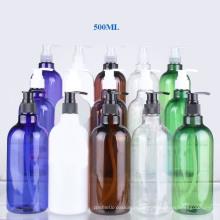Bouteille de pompe à lotion personnalisable de 500 ml (NB21308)