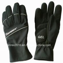 Warm Windproof Winter Outdoor Full Futter Sport Handschuh-Jg11L016