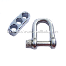 Fashion High Quality Metal Stainless Steel Shackles Clasp