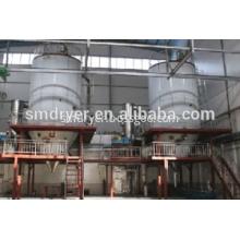 Équipement de séchage par pulvérisation de fructose au GPL