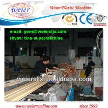 деревянная пластичная составная машина профиля сертификата CE