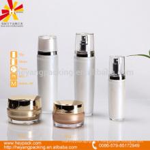 30g 50g 50ml 130ml Contenant de lotion de matériau PMMA