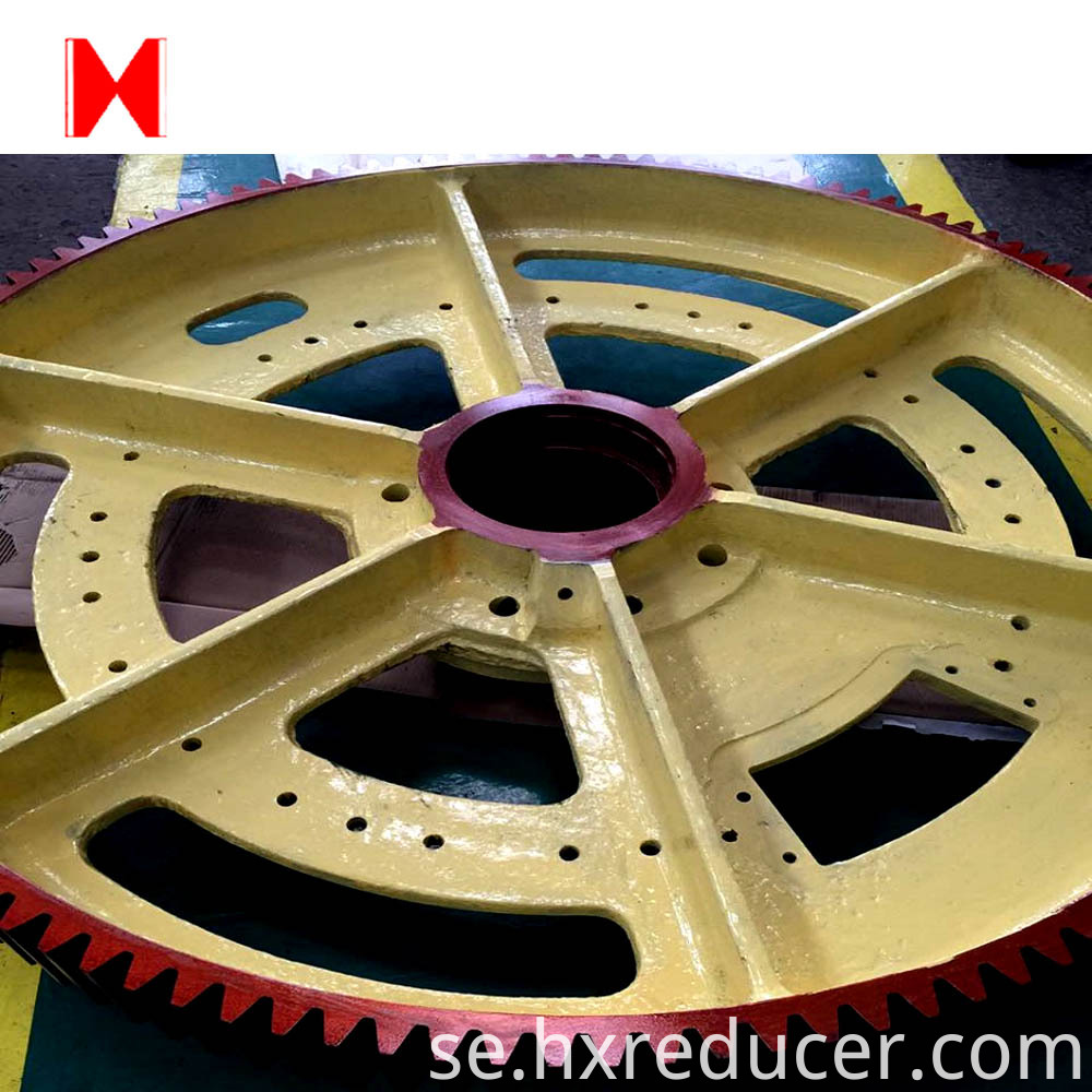Cement Mixer Ring Gear