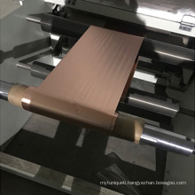 Copper foil punching machine
