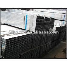 Muebles cuadrados y rectangulares de acero galvanizado Tubo