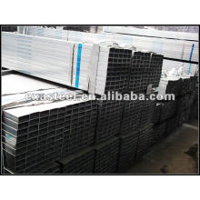 Furniture Square And Rectangular Pre Galvanized Steel Pipe