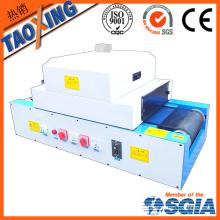 Venta directa de la fábrica de China con el precio bajo TX-UV200 / 2 máquina de curado ULTRAVIOLETA del escritorio