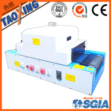 china factory direct selling with lower price TX-UV200/2 UV desktop curing machine