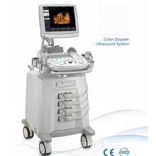 3D/4D Mobile Color Doppler Digital Ultrasound Diagnostic Scanner