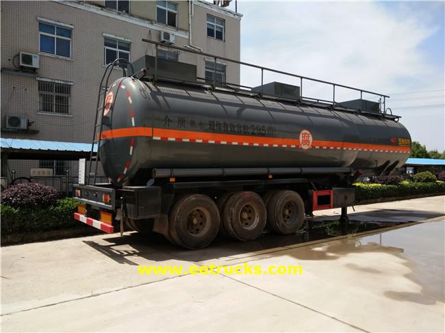 Ammonia Tank Trailer