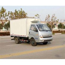 2018 new Foton refrigerator box truck for sale