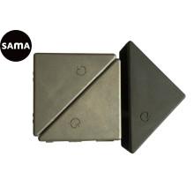 La aleación de aluminio del OEM a presión fundición, bastidor de aluminio
