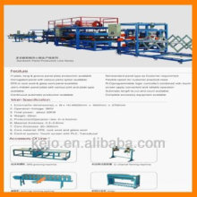 EPS,PU,Rockwool Roll Forming Machine