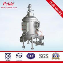 25um Self Cleaning Filtres de refroidissement Système de traitement d'eau Filtre à eau