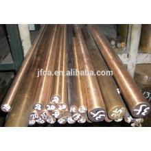 Haute dureté béryllium bronze c17500 barres en cuivre en gros