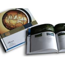 Книги Книга В Твердой Обложке/Печатание Полного Цвета Книга В Твердой Обложке Печатание