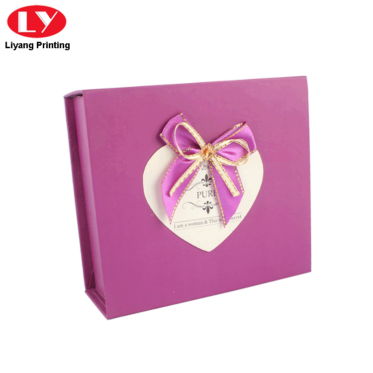 Purple Gift Box 1