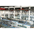 Full Servo Classic I Shape Baby Diaper Production Line
