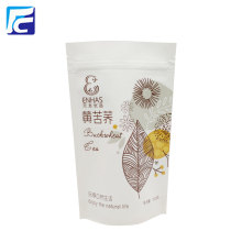 Custom Printing Design Logo Tea Packaging Bag