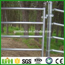 Fábrica de China Usado Barato inoxidable metal Horse Fence paneles