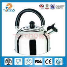 Bouilloire à thé en acier inoxydable Sabal 2.1 de QTS