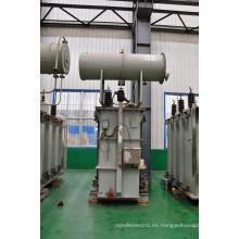 35kv voltaje de regulación del transformador de potencia de China fabricante