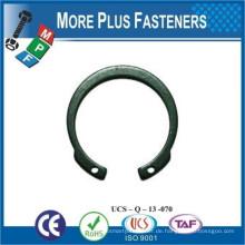 Made in Taiwan Retainer Sicherungsringe