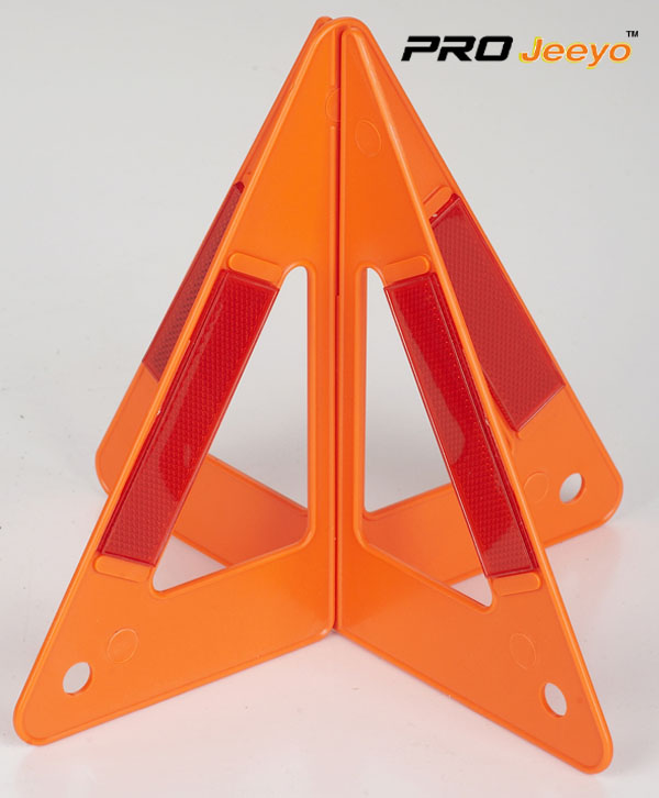 Mini Warning Triangle DL-212 1