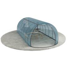 Couverture de tente de piscine d'idée d'abri de toit rétractable