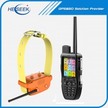 Utomhusjakt GPS Walkie Talkies Phone SIM