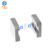 RFID Pedestrian Automatic Luxury Swing Turnstile for Office Building