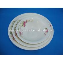 Decal porcelain soup bowl manufacturers