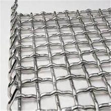 Stainless Steel Dekoratif Crimped Netting