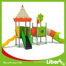 Cheap Multifunction Chine Factory Eco-friendly Latest Design Backyard Play Structures