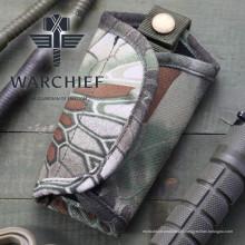 Caça militar chefe Mute Lock chave bolsa saco chave tático de combate