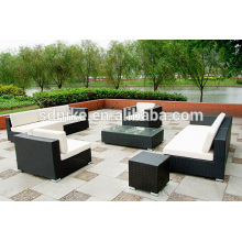 rattan luxury turkish garden sofa furniture +outdoor China made furniture for sale