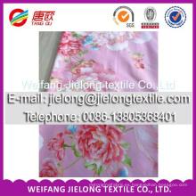 Tela de algodón más popular para el juego de cama Tela de algodón más popular para el sábana en rollo