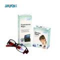 Toallitas húmedas de paquete individual personalizado de alta calidad
