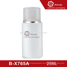 25ml Kosmetik Glas Kunststoff Sahne Flasche Kosmetik-Flasche Fabrik
