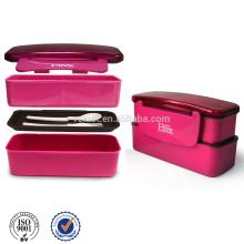 easylock Kinder Kunststoff Doppelschicht Bento Box