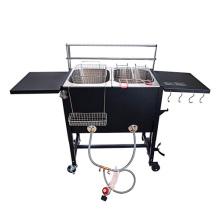 Outdoor Deep Fryer Machine For Backyard
