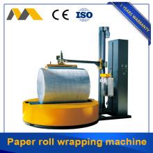 Machine à emballer de rouleau de tissu, machine d'emballage de film étirable à vendre