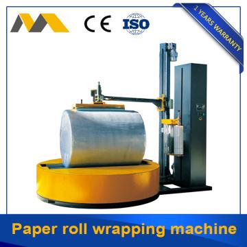 Machine d'emballage de rouleau de tissu machine d'emballage de film étirable